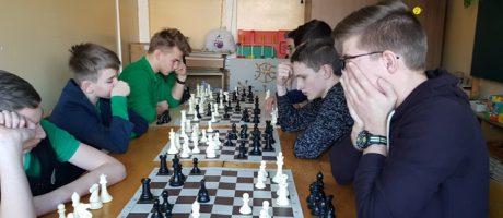 Rajono šachmatų varžybos