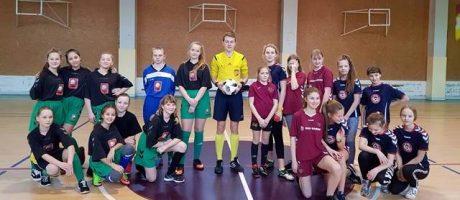 Lietuvos mokyklų merginų futsalo žaidynės