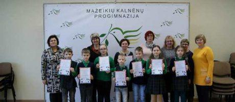 Pradinių klasių matematikos olimpiada
