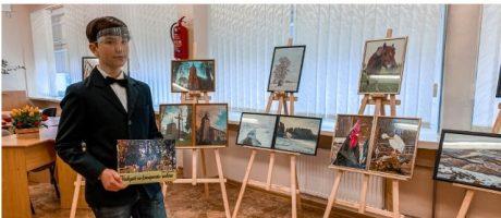 Aidaro Kerpausko fotografijų paroda