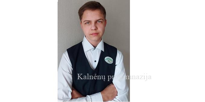 """100 dešimtukų klubas"" J. Kalinovas"