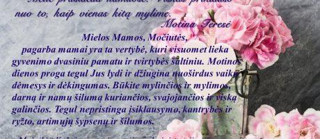Su Mamos diena
