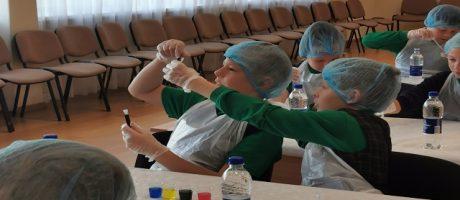 Jaunieji tyrėjai