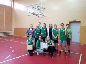2018-11-29 Tarpmokyklinis sporto turnyras