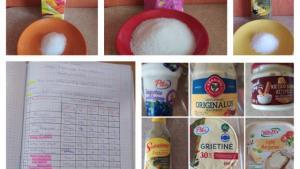 STEAM Cukraus kiekis maisto produktuose 2