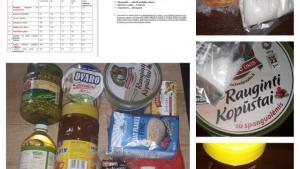 STEAM Cukraus kiekis maisto produktuose 5
