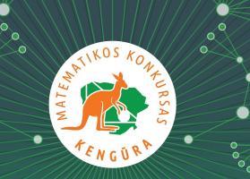 """2021-05-20 Tarptautinio matematikos konkurso """"Kengūra"""" laimėtojai"""