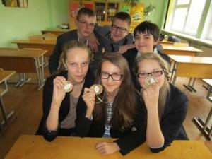 Mokyklos lyderiai 2013