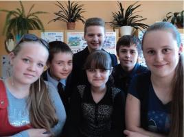 Mokyklos lyderiai 2012