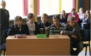 Mokyklos lyderiai 2011