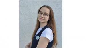 Emilija Vilkauskaitė, 8a klasė